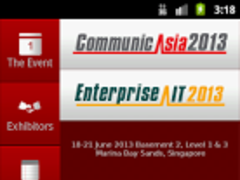 Communicasia 2013 1.5 Screenshot