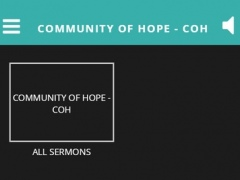 Community of Hope - CoH 2.3.2 Screenshot