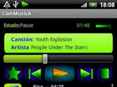 ComMusicA 0.53 Screenshot