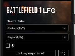 Companion for Battlefield 1 1.8.0 Screenshot