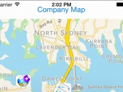 Company Map 1.1 Screenshot