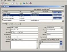 CompanyStreamLiner 2.1 Screenshot