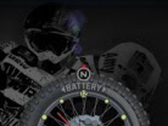 Compass Clock Battery Widget 1.8 Screenshot