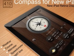 Compass for New iPad 1.2 Screenshot