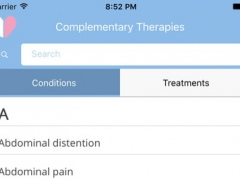 Complementary Therapies by Ease me 2.0.3 Screenshot