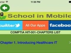 CompTIA Healthcare IT Technician HIT-001 Exam Prep Free 2.1 Screenshot