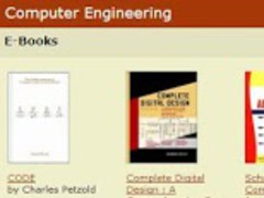 Computer Engineering E-Books 1.0 Screenshot