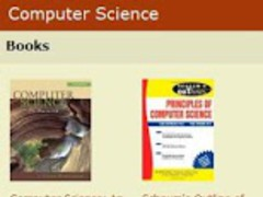 Computer Science Books 1.3 Screenshot
