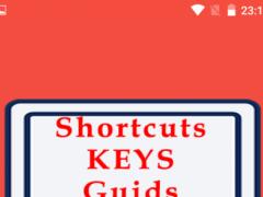 Computer Shortcuts Keys 1.0 Screenshot