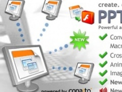 conaito PPT2Flash SDK 1.5 Screenshot