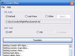 Condor2Nav 3.1 Screenshot