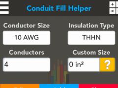 Conduit fill helper 210 free download conduit fill helper 210 screenshot greentooth Gallery