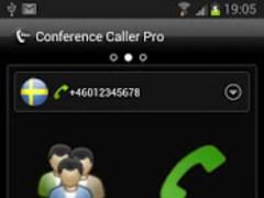 Conference Caller Pro 3.0.14 Screenshot