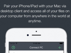 Connect PC - Access Mac Remotely 1.0 Screenshot