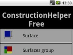 ConstructionHelperFree 1.1 Screenshot