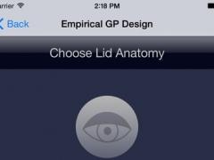 Contact Lens Assistant (GP) 1.1 Screenshot