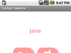 Contact Sweetie 1.3 Screenshot