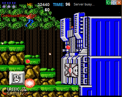 Contra Game 1 0 Free Download