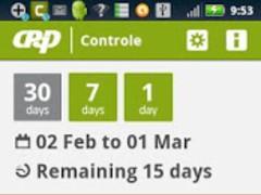 Controle 1.0.1 Screenshot