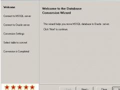 Convert MSSQL to Oracle 4.0 Screenshot