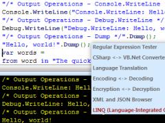 Convert .NET v3 8.2.6372 Screenshot