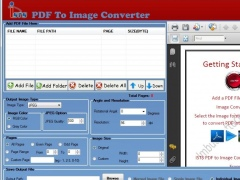 Creating Images From PDF 2.8.0.5 Screenshot