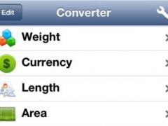 Converter - The Unit Converter 4.2 Screenshot
