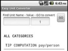 ConvertPro+ All Converter FREE 1.6 Screenshot