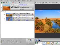 ConvertXtoDVD 7.0.0.28 Screenshot
