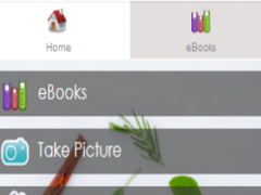 Cook 1001+ Recipes Pad 1.0 Screenshot