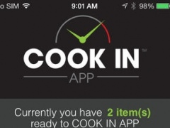 Cook in App 1.5.5 Screenshot
