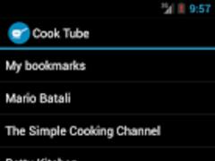 Cook Tube 1.0 Screenshot