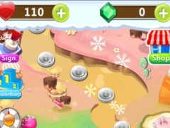 Cookie Blast -Match 3 pop candy game 1.0 Screenshot