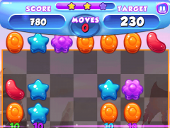 Review Screenshot - Matching Candies, 3 at a time
