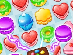 Cookie Fever 2 - Blast candy to win the scrubby pet 1.1 Screenshot