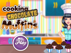 Cooking Chocolate Muffins 1.0.2 Screenshot