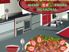Cooking class – Chicken Salad 1.0.2 Screenshot
