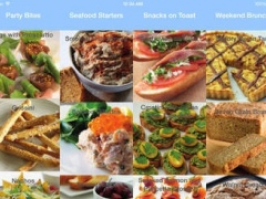 Cooking Step by Step - Starters and Light Bites for iPad 1.0 Screenshot