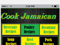 CookJamaican 1.0.0 Screenshot