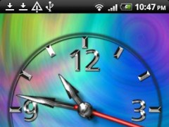 Cool Clock FREE 1.0.1 Screenshot
