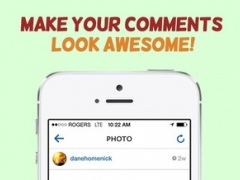 Cool Comment.s Pro 1.0 Screenshot