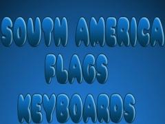 Cool Custom Keyboard - South America Flags and Photo Backgrounds 1.0 Screenshot