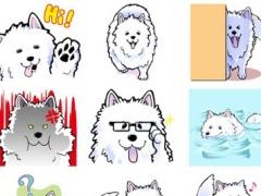 Cool Dog Stickers! Part 2 1.0 Screenshot