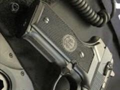Cool Gun Pic Wallpaper i 6.0 Screenshot