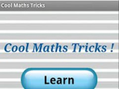 Cool Vedic Maths Tricks 1.0 Screenshot