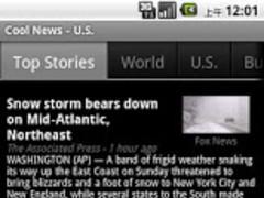 Cool News Pro 1.2.1 Screenshot