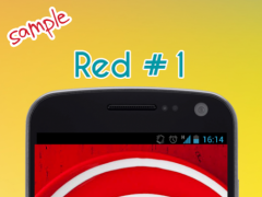 Red Wallpapers 1.5 Screenshot