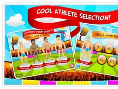 Cool Sports: Pick Your Athlete 1.3.3 Screenshot