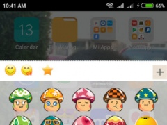 Review Screenshot - Emoji App – Liven Up Your Texts and Social Media Posts!