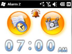 CoolStuff.WS Alarm Clock 1.1.1.1 Screenshot